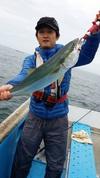 5月4日テンヤ真鯛船 釣果