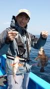 5月10日メバル船 釣果
