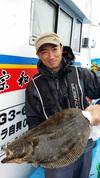 5月16日テンヤ真鯛船 釣果