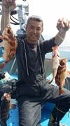 5月17日メバル船 釣果