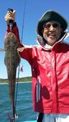 7月22日 午前船リレー 真ゴチの釣果
