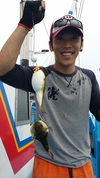 7月27日 フグ 午前船 釣果