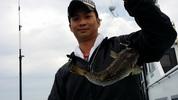 9月23日 河豚 釣果