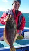12月4日 ヒラメ船 釣果