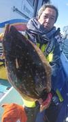 12月27日 ヒラメ船 釣果