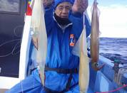 2月3日 ヤリイカ船 釣果