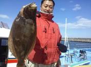 3月1日 ヒラメ船 釣果