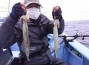 3月13日 ヤリイカ船 釣果