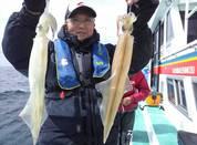 3月21日 ヤリイカ船 釣果