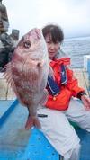 9月24日 テンヤ真鯛船 釣果
