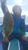 11月5日 ヒラメ船 釣果