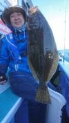 12月24日 ヒラメ船 釣果
