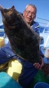 1月4日 ヒラメ船 釣果