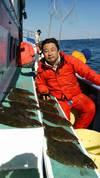 2月19日 ヒラメ船 釣果