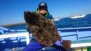 2月4日 ヒラメ船 釣果