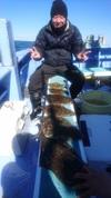 2月12日 ヒラメ船 釣果