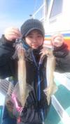 3月1日 ヤリイカ船 釣果