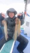 3月7日 ヤリイカ船 釣果