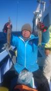 3月11日 ヤリイカ船 釣果