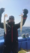 3月25日 ヤリイカ船 釣果