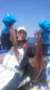 4月3日 ヤリイカ船 釣果