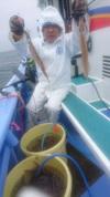 4月11日 ヤリイカ船 釣果