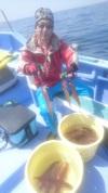 4月14日 ヤリイカ船 釣果