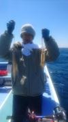4月23日 ヤリイカ船 釣果