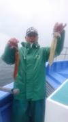 4月28日 ヤリイカ船 釣果