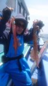 4月29日 ヤリイカ船 釣果