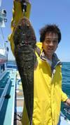 6月17日 マゴチ船 釣果
