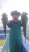 6月11日 マゴチ釣り大会 釣果