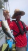 7月16日 ショウサイフグ船 釣果