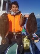 11月24日 ヒラメ船 釣果