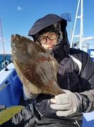 12月2日 ヒラメ船 釣果