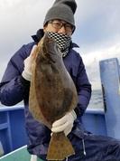 12月3日 ヒラメ船 釣果
