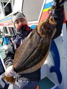 12月16日 ヒラメ船 釣果