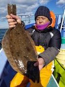 12月28日 ヒラメ船 釣果