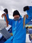 1月13日 ヤリイカ船 釣果