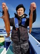 1月16日 ヤリイカ船 釣果