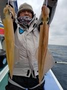 1月20日 ヤリイカ船 釣果