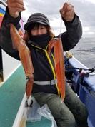 1月21日 ヤリイカ船 釣果