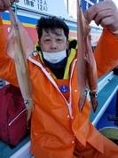 2月6日 ヤリイカ船 釣果