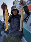 2月9日 ヤリイカ船 釣果