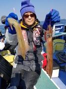 2月10日 ヤリイカ船 釣果