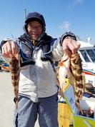 2月17日 メバル船 釣果