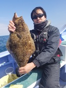 3月3日 テンヤ&ヒラメ リレー船 釣果