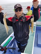 3月15日 ヤリイカ船 釣果