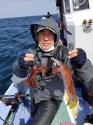 3月18日 ヤリイカ船 釣果