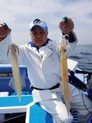 3月27日 ヤリイカ船 好調です!!